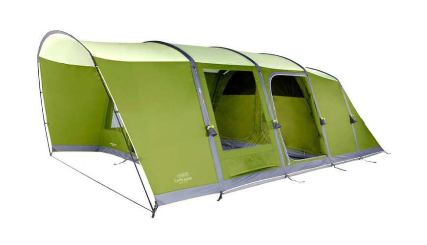 Vango Capri 600XL AirBeam Tent herbal